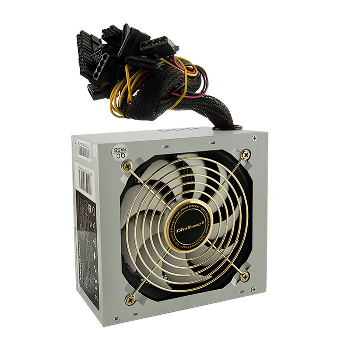 Sursa PC Qoltec Wind 525W 80+ title=Sursa PC Qoltec Wind 525W 80+