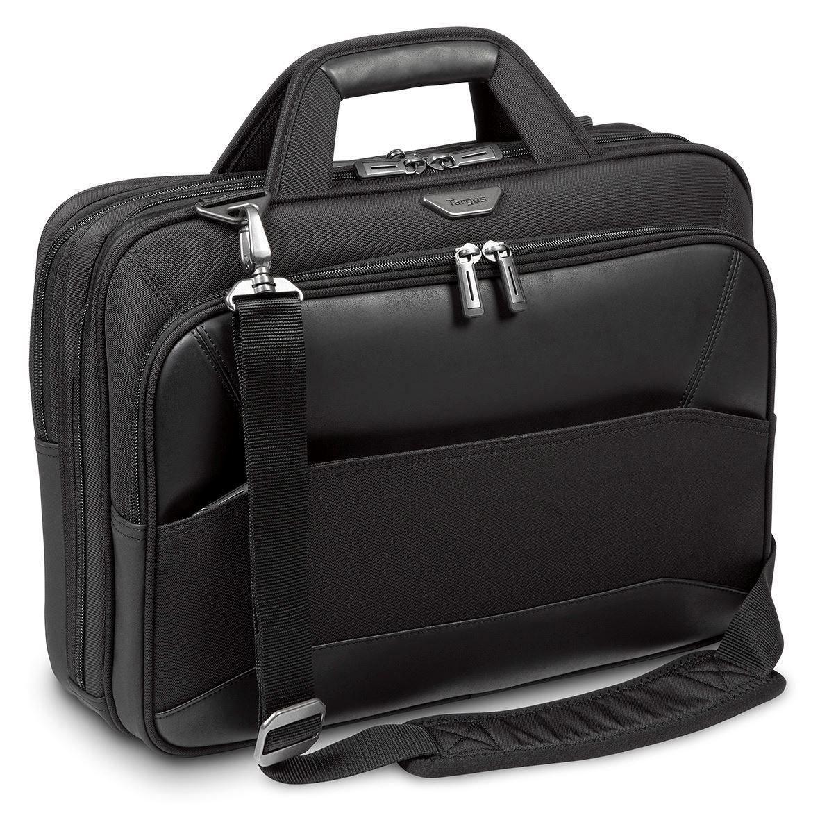 Geanta Notebook Targus Mobile VIP Topload 15.6 Negru