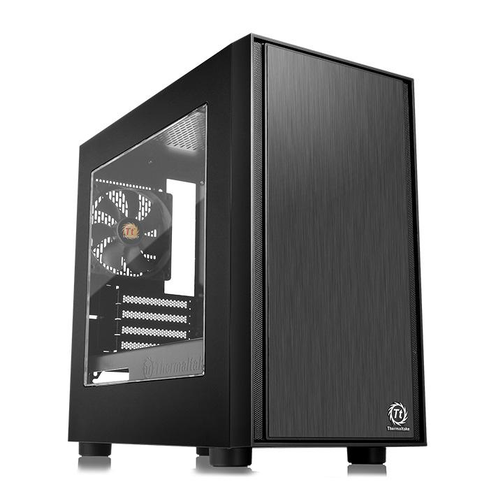 Carcasa PC Thermaltake Versa H17 Window Black title=Carcasa PC Thermaltake Versa H17 Window Black