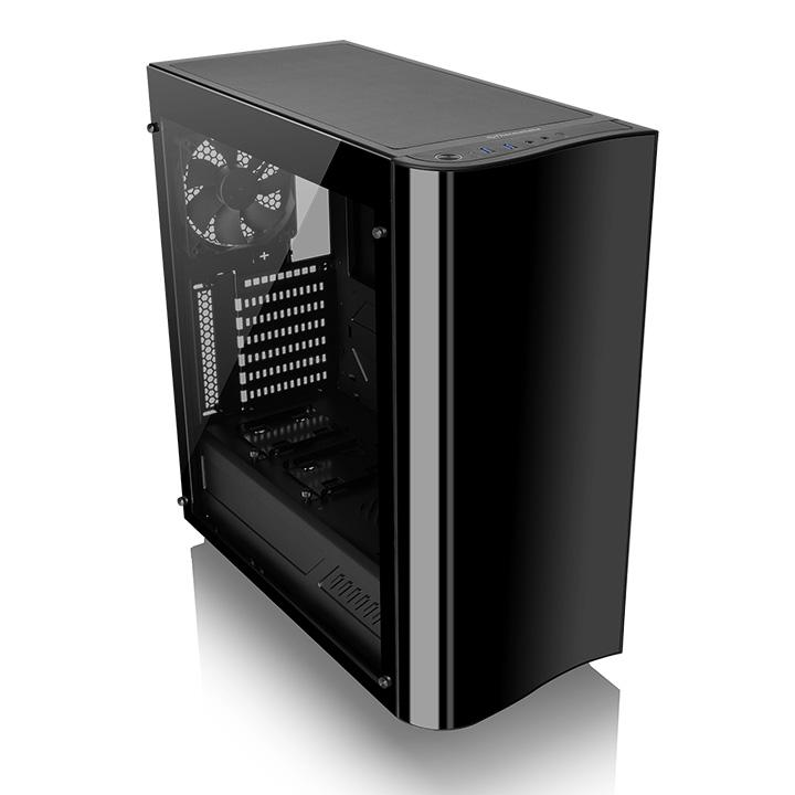 Carcasa PC Thermaltake View 22 Tempered Glass Black Window