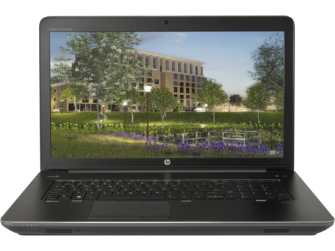 Notebook HP ZBook 17 G4 17.3 Full HD Intel Core i7-7700HQ M2200-4GB RAM 8GB SSD 256GB Windows 10 Pro