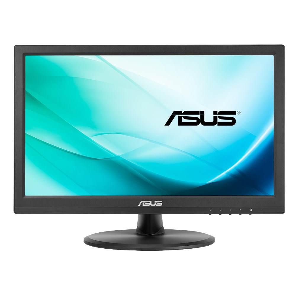Monitor LED Asus VT168N 15.6 HD Ready 10ms Negru title=Monitor LED Asus VT168N 15.6 HD Ready 10ms Negru