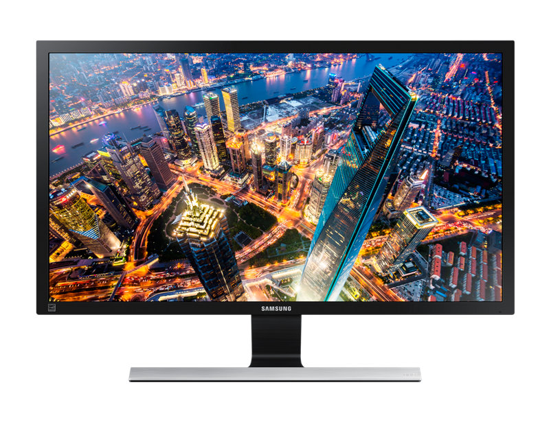 Monitor LED Samsung LU28E570DS 28 UHD 1ms Negru