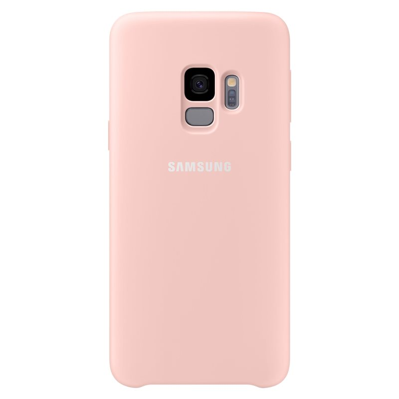 Capac protectie spate Silicone Cover Samsung EF-PG960 pentru Galaxy S9 G960 Pink