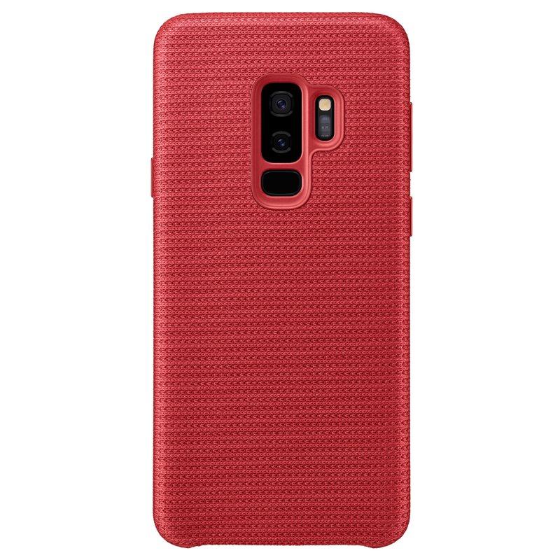 Capac protectie spate Hyperknit Cover Samsung EF-GG965 pentru Galaxy S9 Plus G965 Red