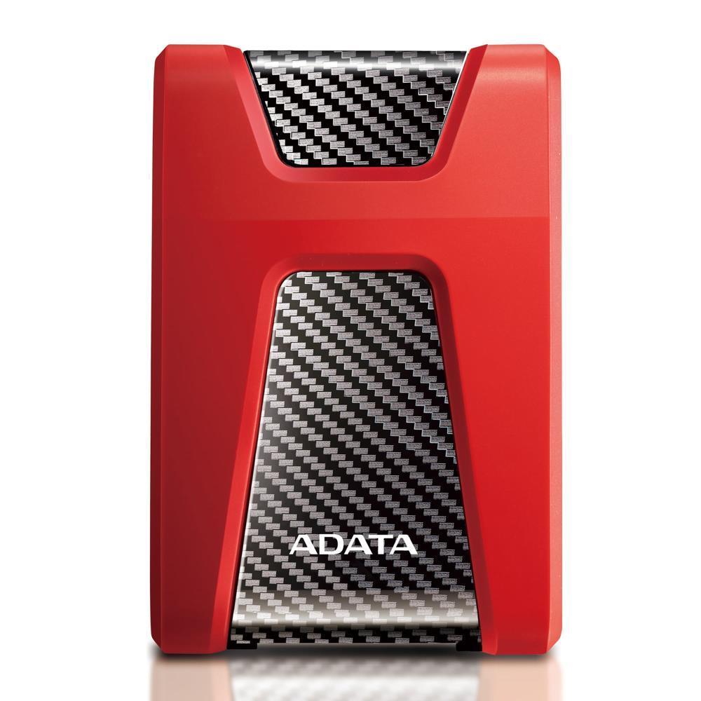 Hard Disk Extern A-Data HD650 2TB Rosu