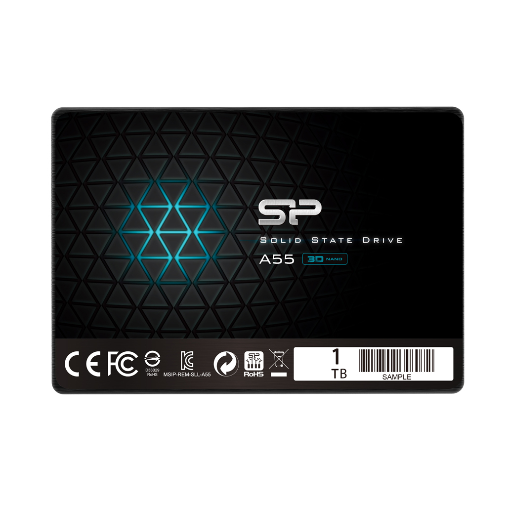 Hard Disk SSD Extern Silicon Power Ace A55 1TB 2.5