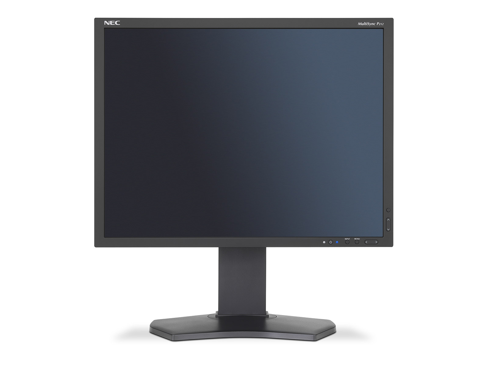 Monitor LED NEC MultiSync P212 IPS 21 8ms Full HD Negru