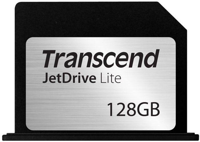 Card de memorie Transcend JetDrive Lite 330 128GB MacBookPro Retina 13