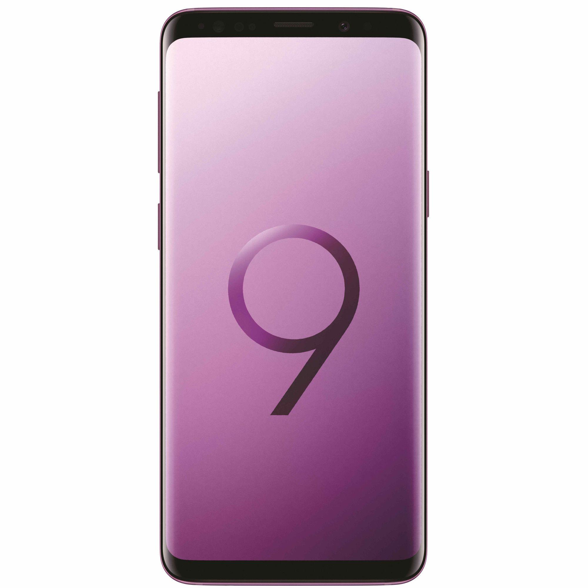 Telefon Mobil Samsung Galaxy S9 G960F 64GB Flash 4GB RAM Dual SIM 4G Lilac Purple