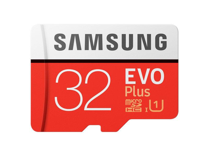 Card de memorie Samsung EVO Plus Micro SDHC 32GB Clasa 10