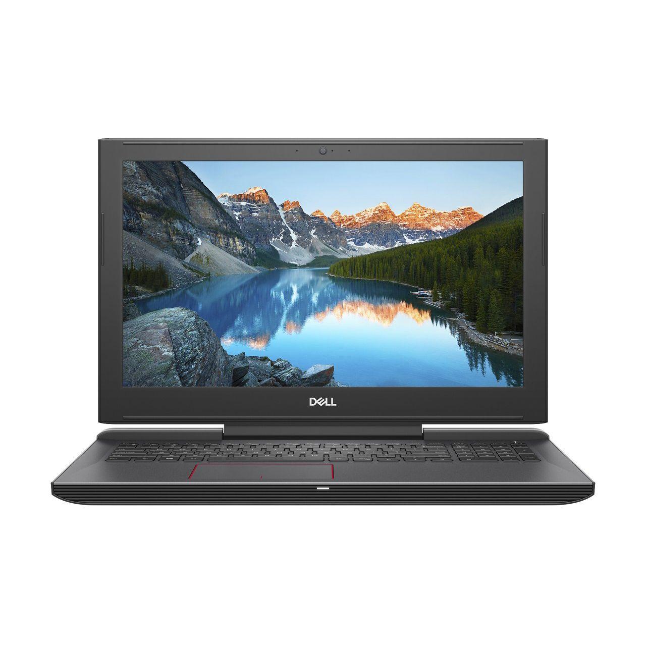 Notebook Dell Inspiron 7577 15.6 Full HD Intel Core i7-7700HQ GTX 1050 Ti-4GB RAM 16GB HDD 1TB + SSD 128GB Windows 10 Home