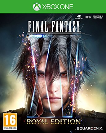 Final Fantasy XV Royal Edition - Xbox One