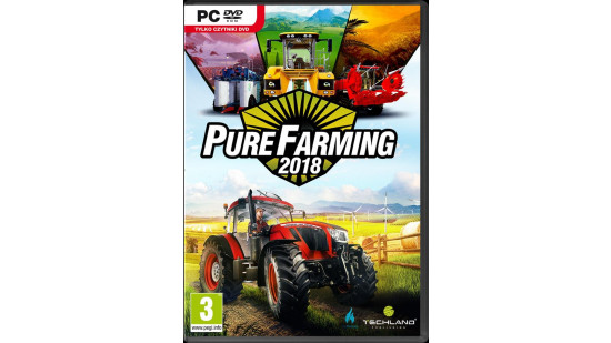 Pure Farming 18 - PC
