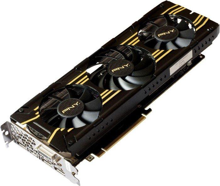 Placa Video PNY GeForce GTX 980 Ti XLR8 OC 6 GB GDDR5 384 biti desigilata
