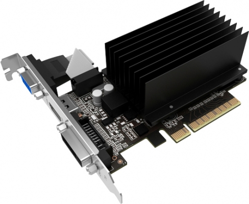 Placa Video Palit GeForce GT 730 2GB DDR3 64 biti