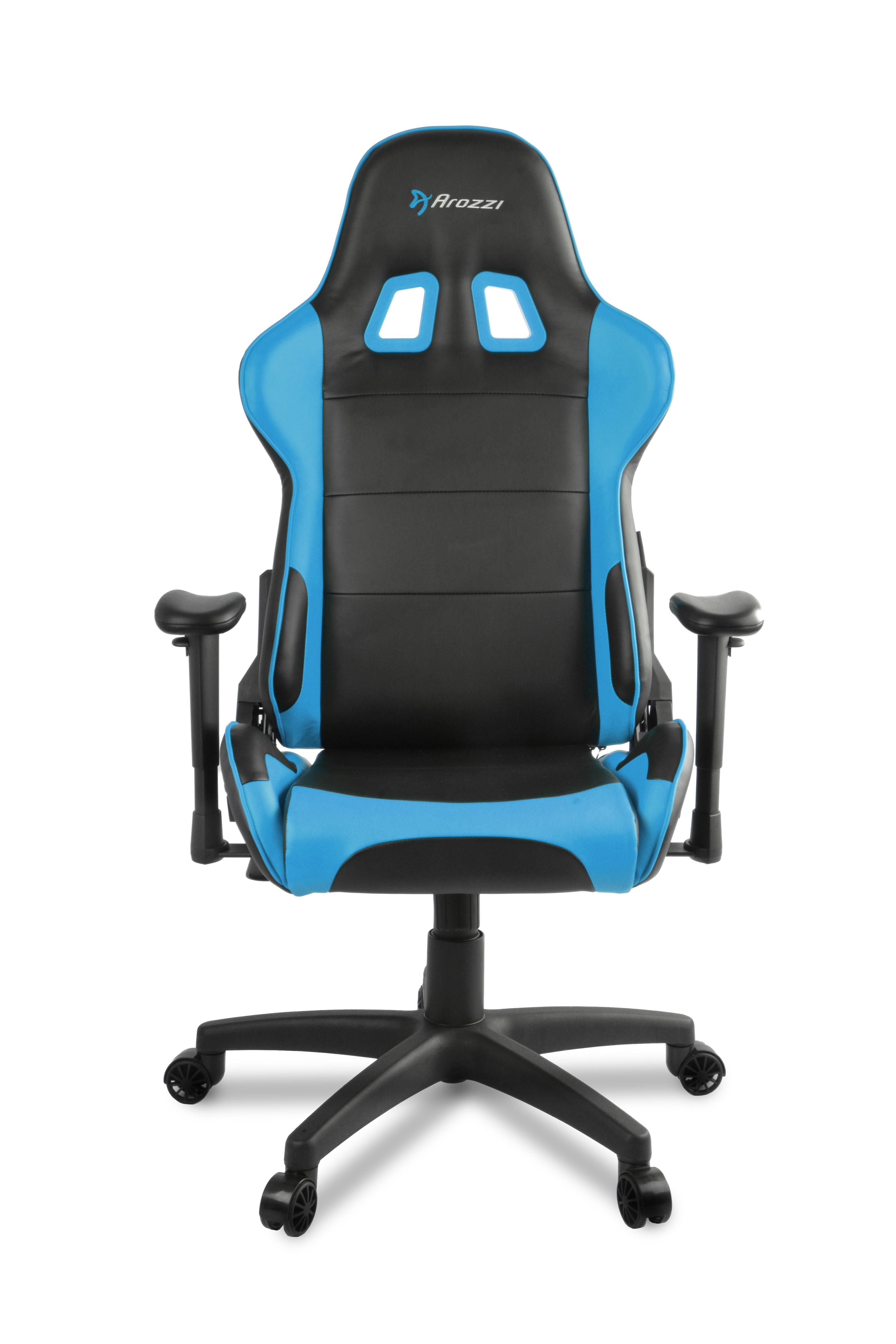 Scaun Gaming Arozzi Verona V2 Albastru