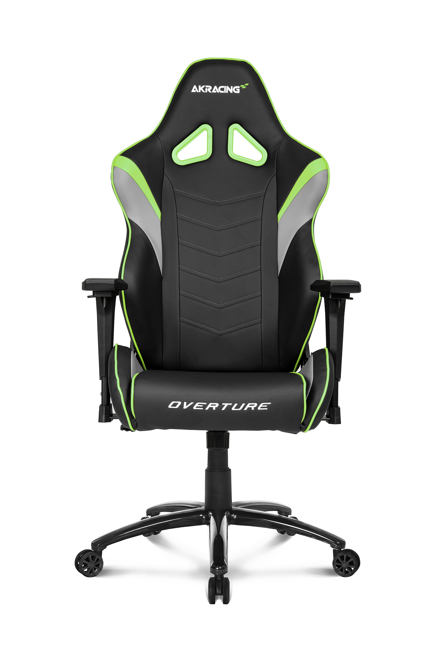 Scaun Gaming AKRacing Overture Verde