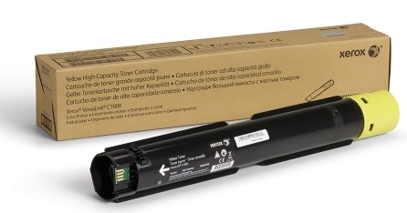Cartus Toner Xerox 106R03766 pentru C7000 Yellow 8000 pagini