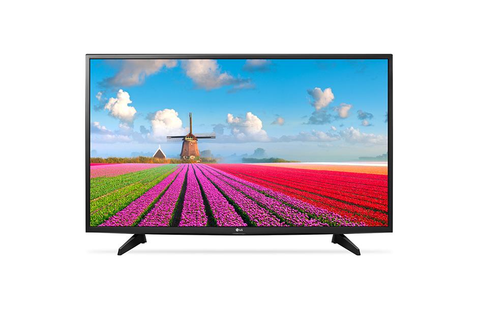 Televizor LED LG 43LJ5150 109cm Full HD Negru
