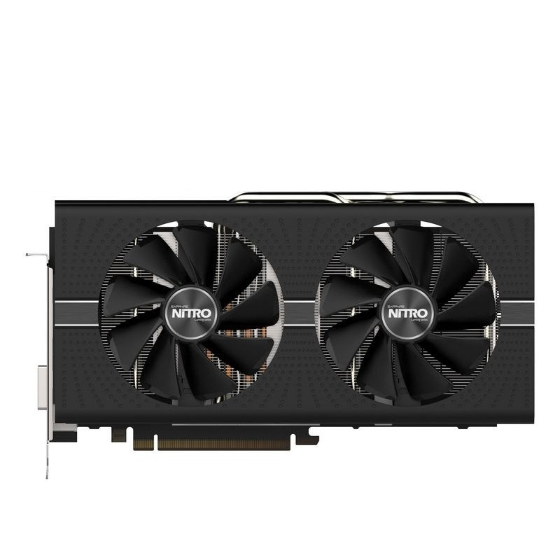 Placa Video Sapphire Nitro+ Radeon RX 580 4GB GDDR5 256 biti