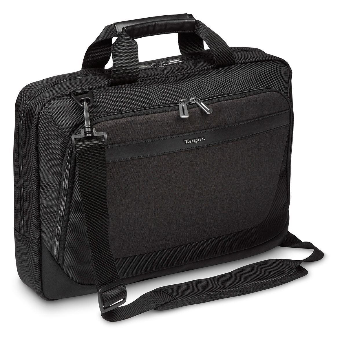 Geanta Notebook Targus CitySmart Slimline Topload 15.6 Negru
