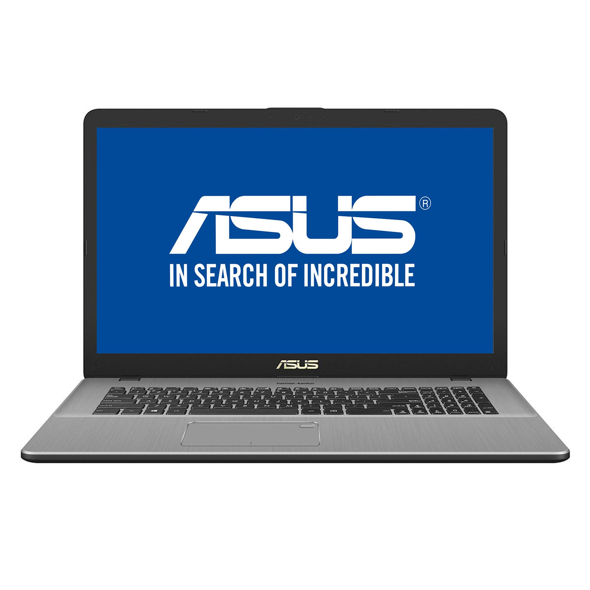 Notebook Asus VivoBook Pro 17 N705UQ 17.3 Full HD Intel Core i5-7200U 940MX-2GB RAM 8GB HDD 1TB + SSD 128GB Endless