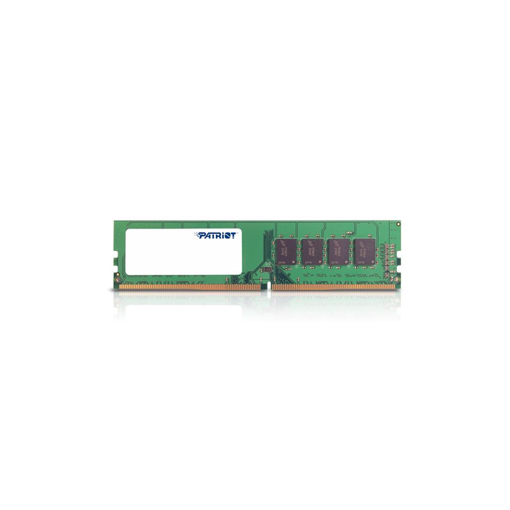 Memorie Desktop Patriot Signature 4GB DDR4 2400MHz CL17