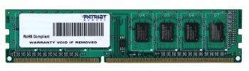 Memorie Desktop Patriot Signature 4GB DDR3 1333MHz CL9