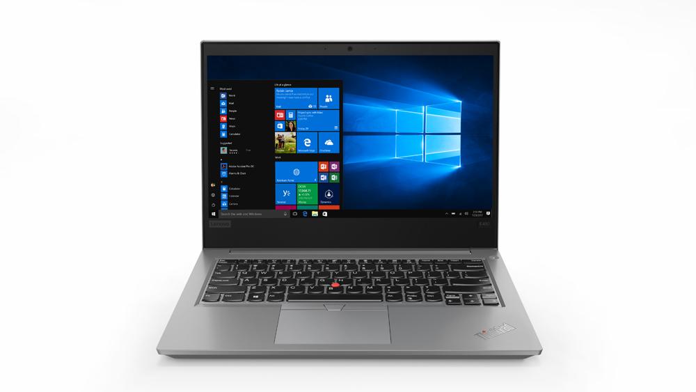 Notebook Lenovo ThinkPad E480 14 Full HD Intel Core i5-8250U RAM 8GB SSD 256GB Windows 10 Pro Argintiu