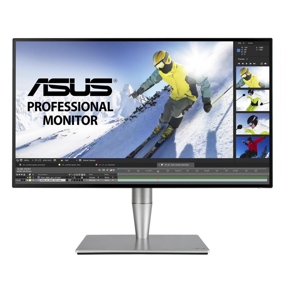 Monitor LED Asus PA27AC 27 WQHD IPS 5ms Gri