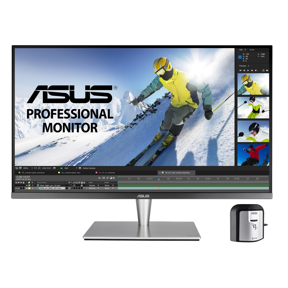 Monitor LED Asus PA32UC-K 32 4K HDR IPS 5ms Grii