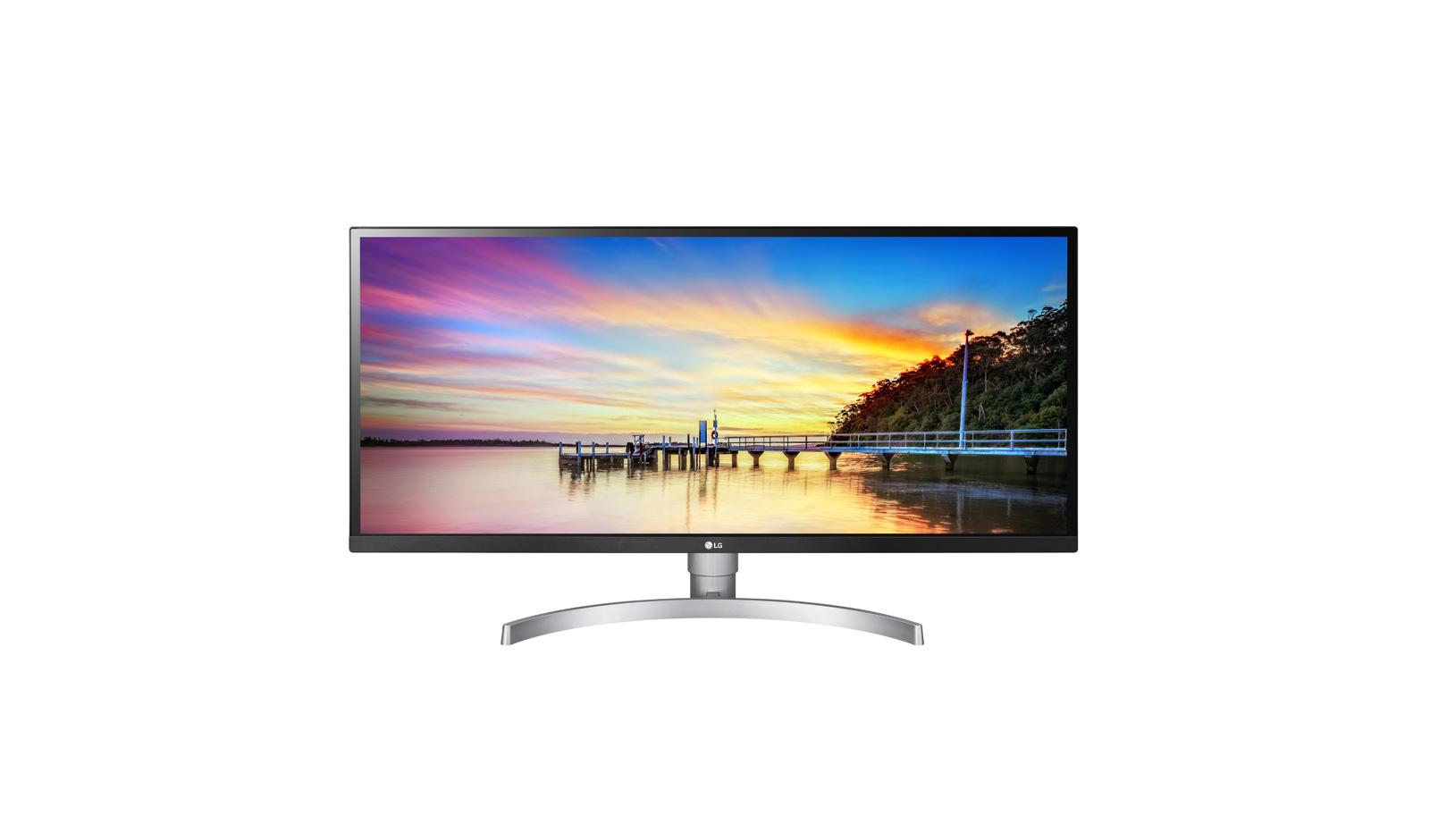 Monitor LED LG 34WK650-W 34 IPS 5ms Full HD UltraWide Alb