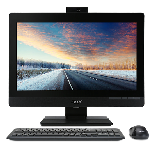 Sistem All-In-One Acer Veriton Z4640G 21.5 Full HD Intel Core i5-7400 RAM 8GB HDD 500GB Windows 10 Pro