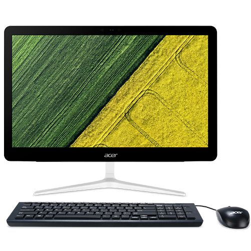 Sistem All-In-One Acer Aspire Z24-880 23.8 Full HD Intel Core i3-7100T RAM 4GB HDD 1TB Endless