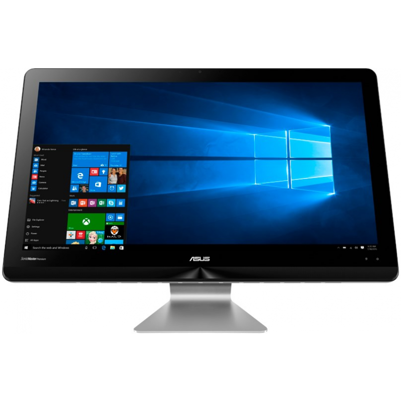 Sistem All-In-One Asus ZN220ICUT 21.5 Full HD Touch Intel Core i5-7200U RAM 8GB HDD 1TB FreeDOS