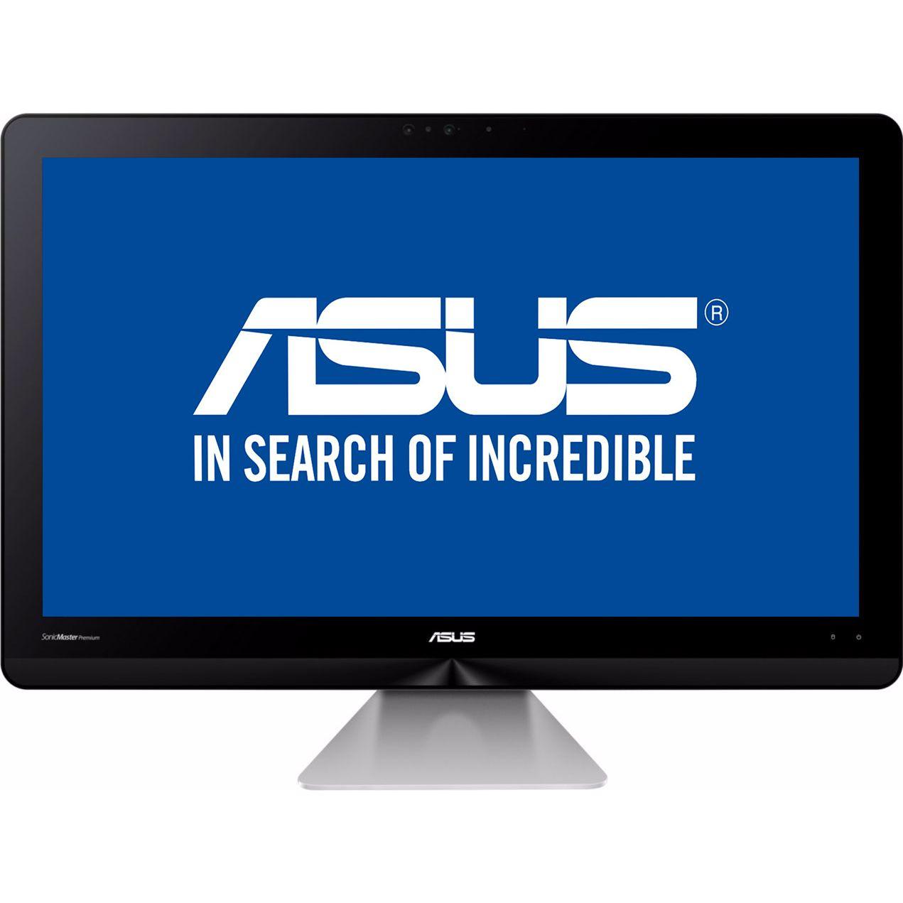 Sistem All-In-One Asus ZN241ICUK 23.8 Full HD Intel Core i7-7500U RAM 16GB HDD 1TB + SSD 128GB Windows 10 Pro