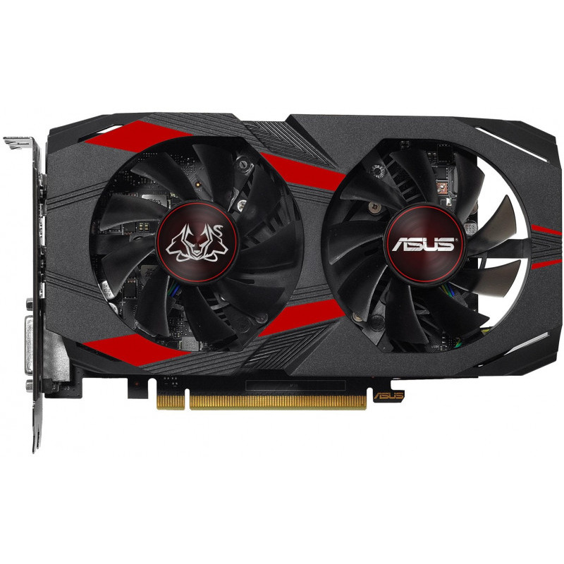 Placa Video ASUS Cerberus GeForce GTX 1050 Ti OC Edition 4GB GDDR5 128 biti