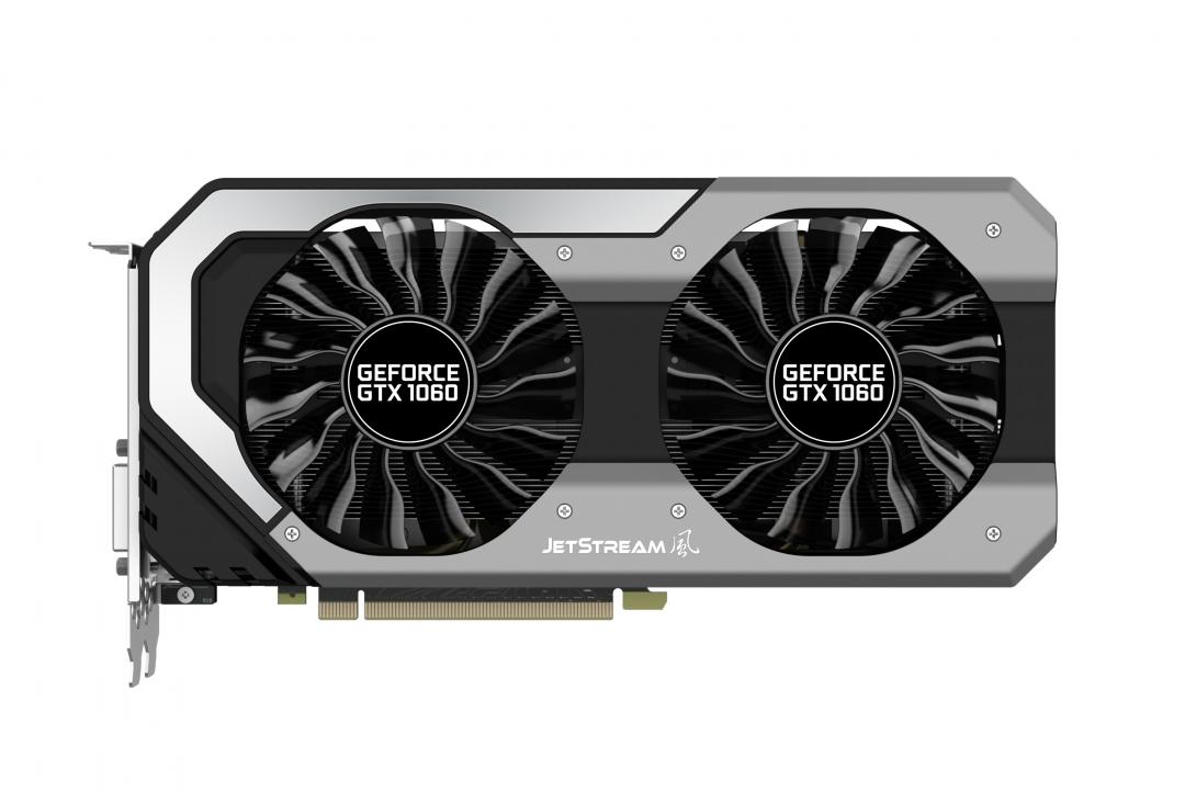 Placa Video Palit GeForce GTX 1060 JetStream 6GB GDDR5 192 biti