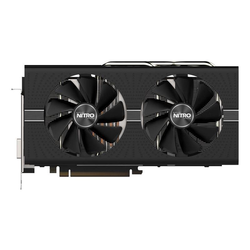 Placa Video Sapphire Nitro+ Radeon RX 570 4GB GDDR5 256 biti