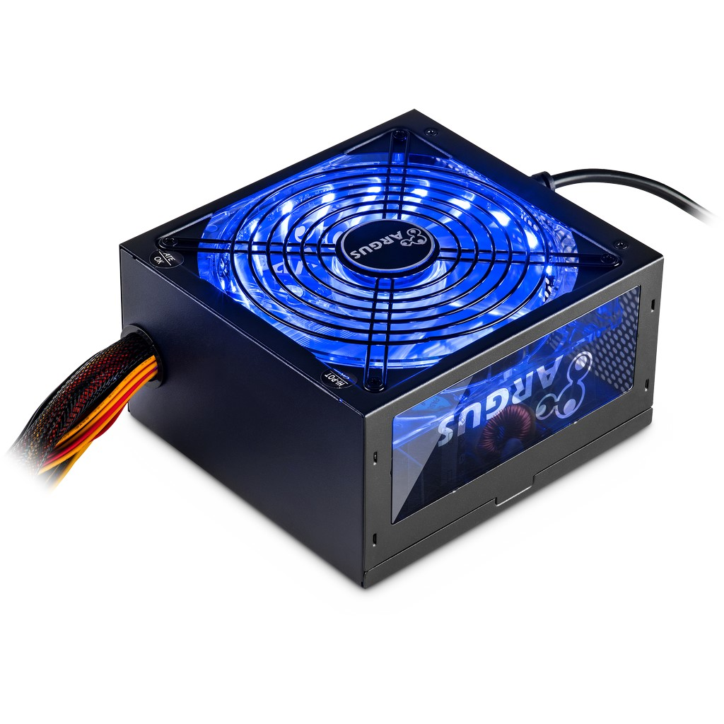 Sursa PC Inter-Tech Argus RGB-600 600W