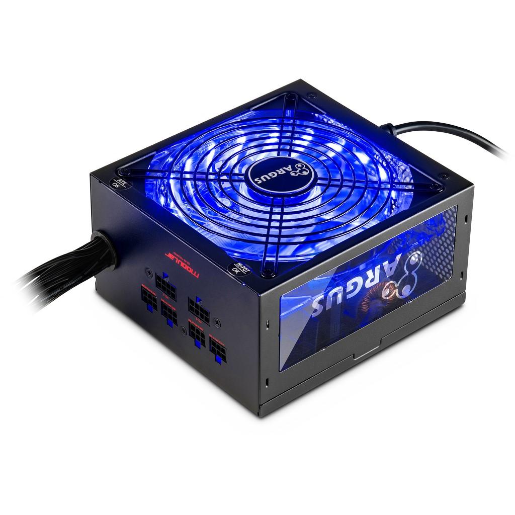 Sursa PC Inter-Tech Argus RGB-650 650W Semi-modulara