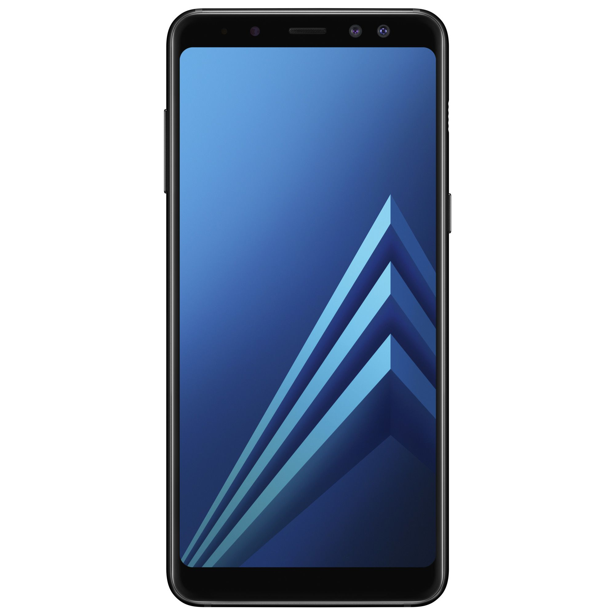 Telefon Mobil Samsung Galaxy A8 Plus (2018) 64GB Flash 4GB RAM Dual SIM Negru