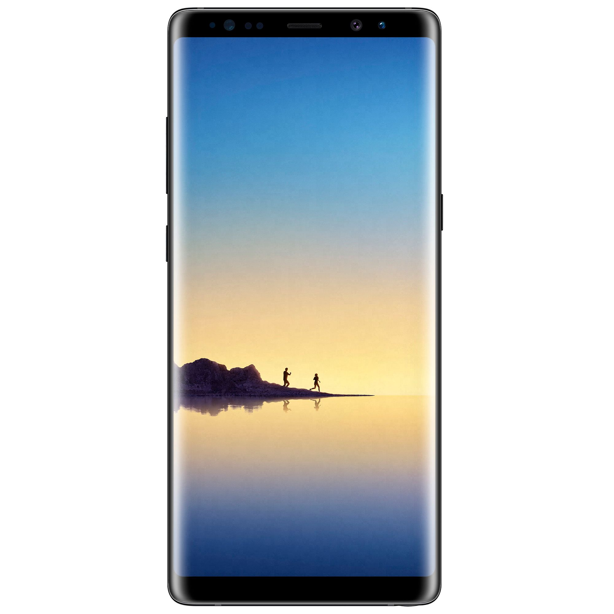 Telefon Mobil Samsung Galaxy Note 8 N950 64GB Flash 6GB RAM Single SIM 4G Midnight Black
