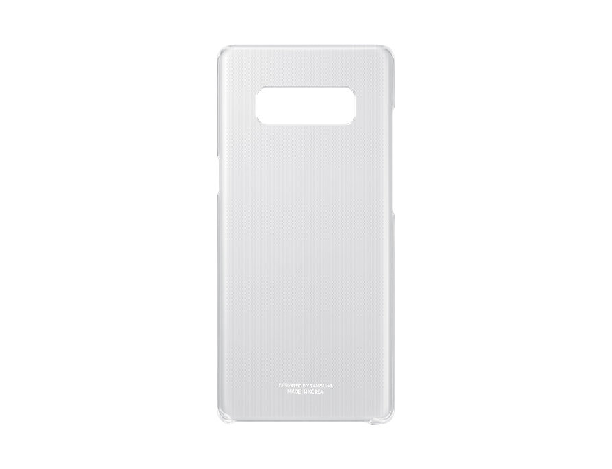 Capac protectie Clear Cover Samsung pentru Galaxy Note 8 N950 Transparent