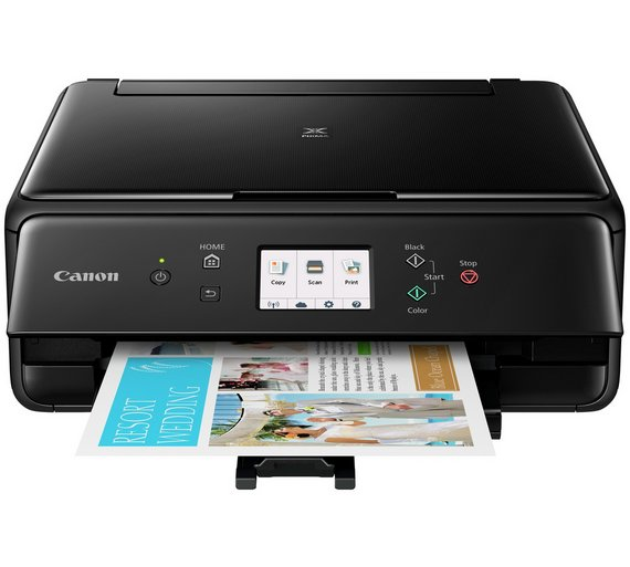 Multifunctional Inkjet Color Canon PIXMA TS6150