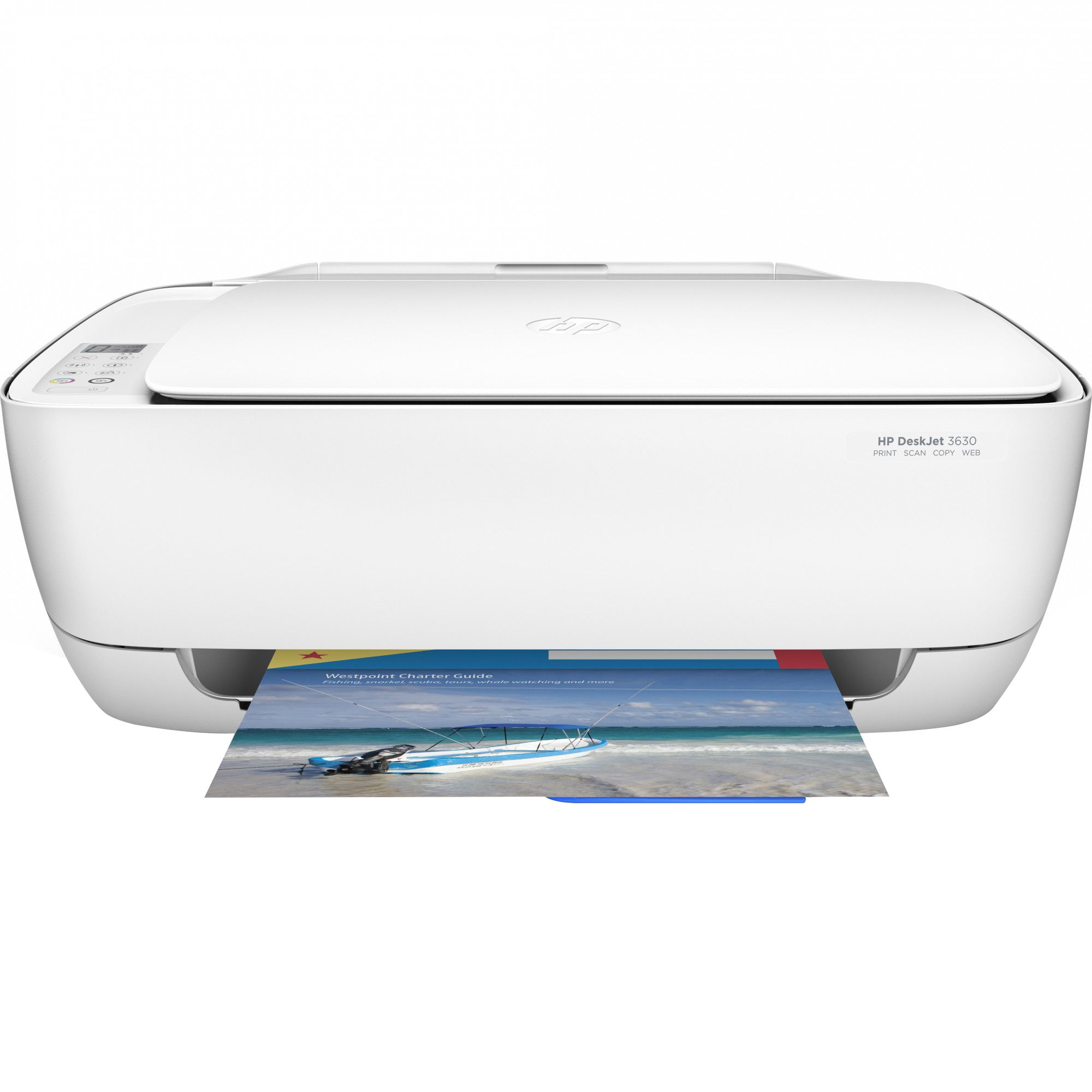 Multifunctional Inkjet Color HP DeskJet 3639