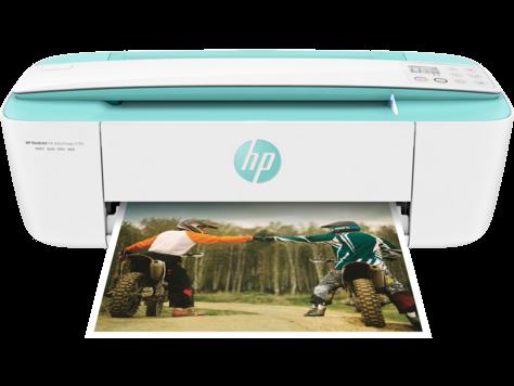 Multifunctional Inkjet Color HP Deskjet Ink Advantage 3785