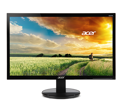 Monitor LED Acer K242HYLBbidx 23.8 Full HD 4ms Negru