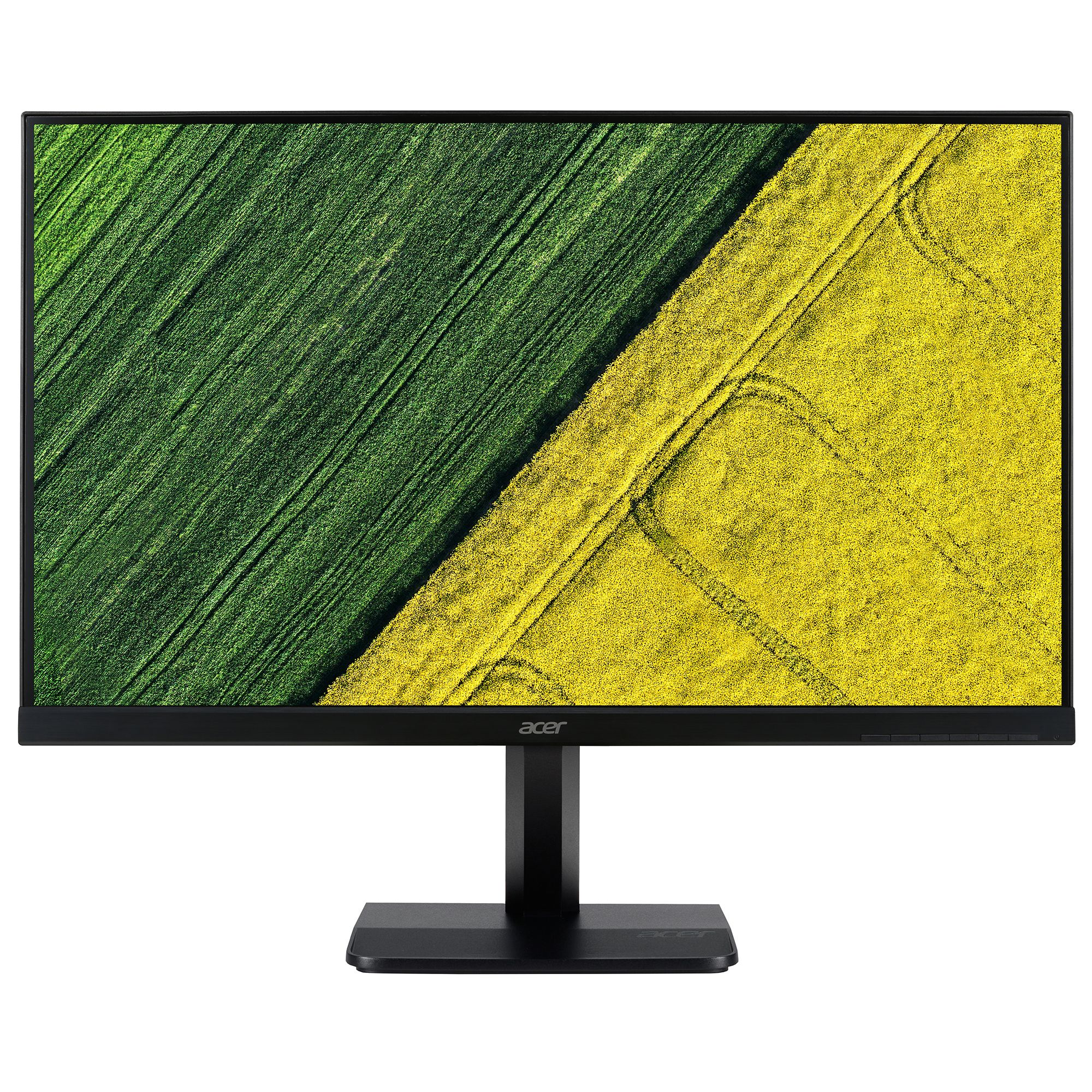 Monitor LED Acer KA251QAbidx Zero Frame 24.5 Full HD 5ms Negru